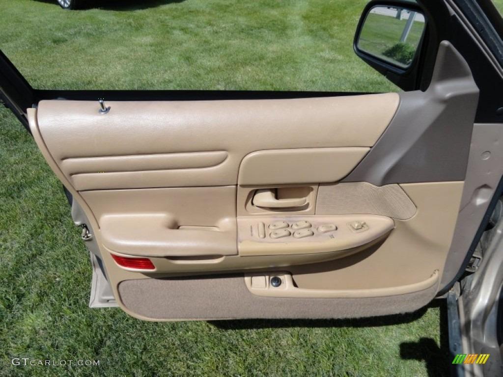1997 Ford Crown Victoria Lx Prairie Tan Door Panel Photo 64248269