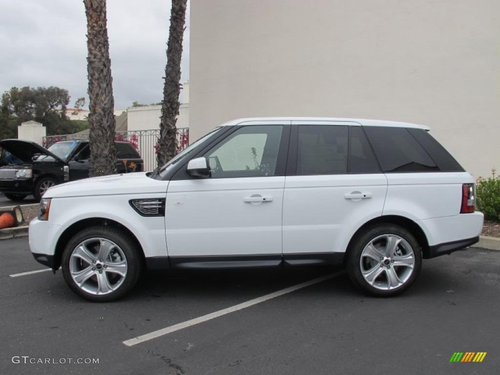 2012 fuji white land rover range rover sport hse lux 64228319 photo 2 car. Black Bedroom Furniture Sets. Home Design Ideas