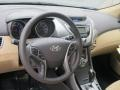 Beige Dashboard Photo for 2013 Hyundai Elantra #64253063
