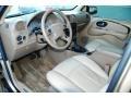 2004 Rainier CXL Light Cashmere Interior
