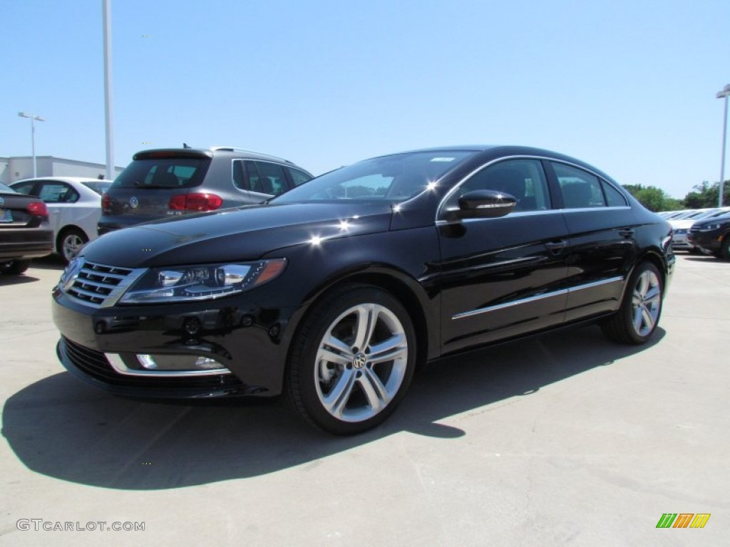 2013 deep black metallic volkswagen cc sport plus 64228677 car color galleries. Black Bedroom Furniture Sets. Home Design Ideas
