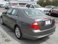 2011 Sterling Grey Metallic Ford Fusion SEL  photo #6