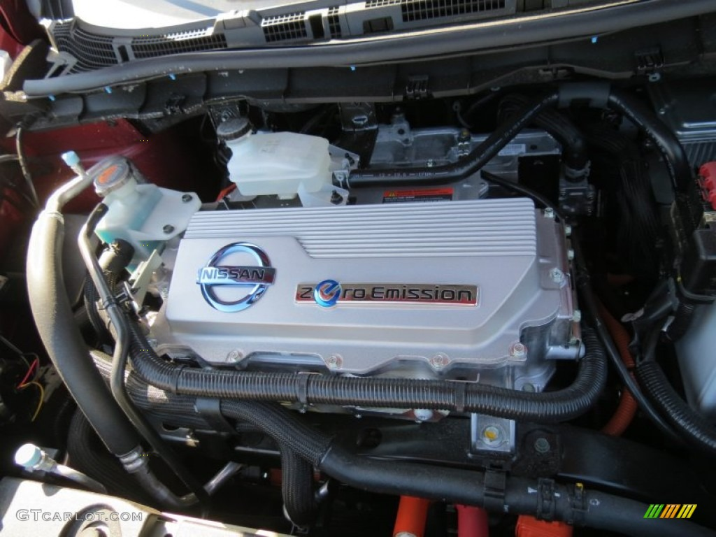 2012 Nissan LEAF SL 80 kW/107hp AC Syncronous Electric Motor Engine Photo #64264481