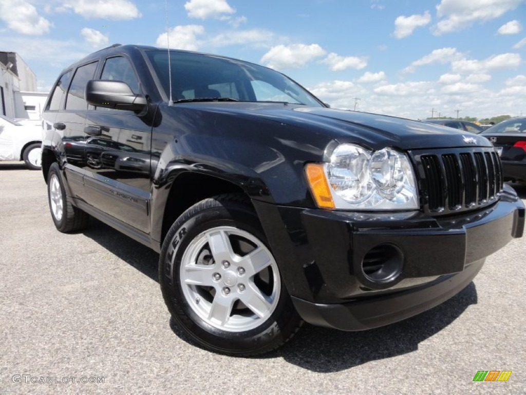 2005 black jeep grand cherokee laredo 4x4 64228236 gtcarlot com car color galleries