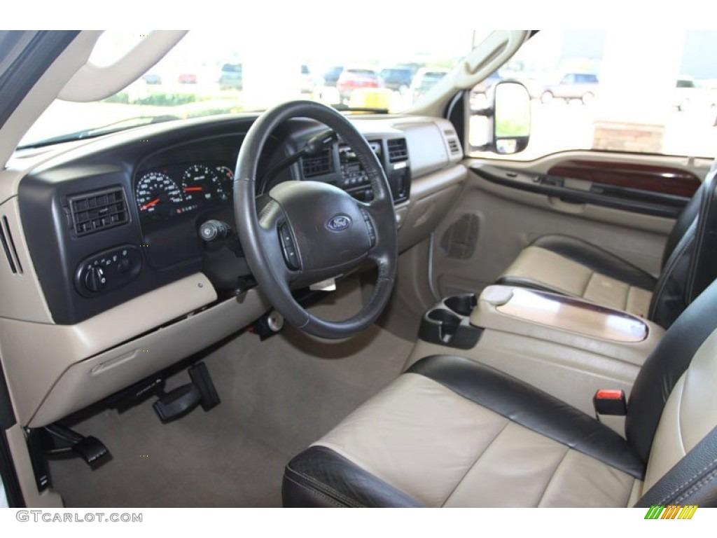 2005 Ford Excursion Eddie Bauer Interior Photo 64272332