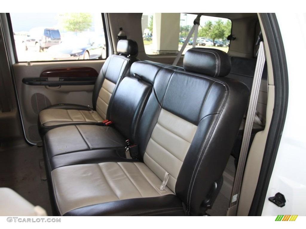 2005 Ford Excursion Eddie Bauer Interior Photo 64272343