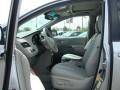 2012 Silver Sky Metallic Toyota Sienna XLE AWD  photo #7