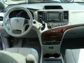 2012 Silver Sky Metallic Toyota Sienna XLE AWD  photo #9