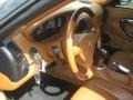 Natural Brown 2000 Porsche 911 Interiors