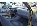 2003 Zinc Yellow Ford Explorer Sport XLT 4x4  photo #14