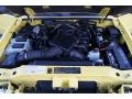 2003 Zinc Yellow Ford Explorer Sport XLT 4x4  photo #16