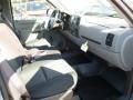 2012 Blue Granite Metallic Chevrolet Silverado 1500 Work Truck Extended Cab 4x4  photo #9