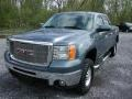Stealth Gray Metallic 2007 GMC Sierra 2500HD Gallery