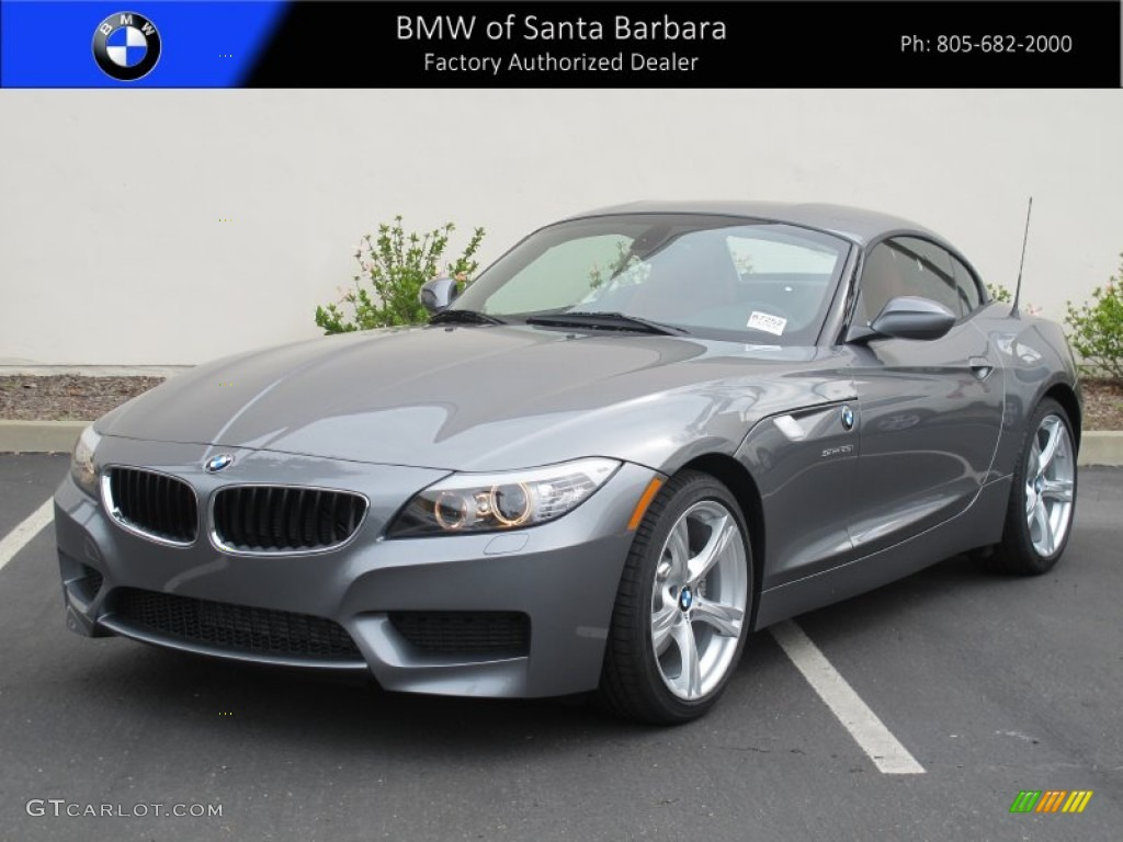 2012 Space Gray Metallic Bmw Z4 Sdrive28i 64288763 Photo