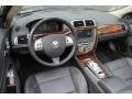 2011 Jaguar XK Warm Charcoal/Warm Charcoal Interior Prime Interior Photo