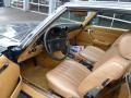 1985 SL Class 380 SL Roadster Parchment Interior