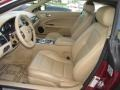 Caramel Interior Photo for 2010 Jaguar XK #64347523