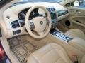 Caramel Interior Photo for 2010 Jaguar XK #64347535