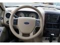 2009 Ford Explorer Camel Interior Dashboard Photo