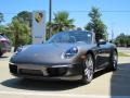 Agate Grey Metallic - New 911 Carrera S Cabriolet Photo No. 2