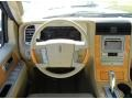 Camel/Sand Piping Steering Wheel Photo for 2008 Lincoln Navigator #64366493