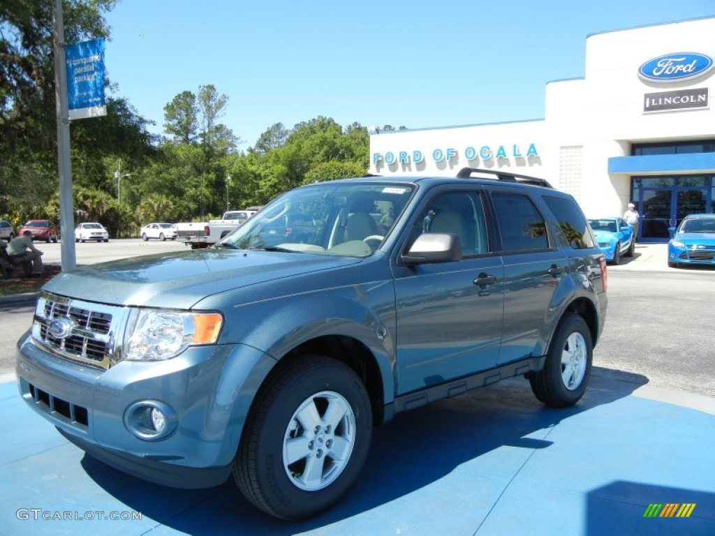 2010 Ford Escape Xlt Steel Blue - Viewing Gallery