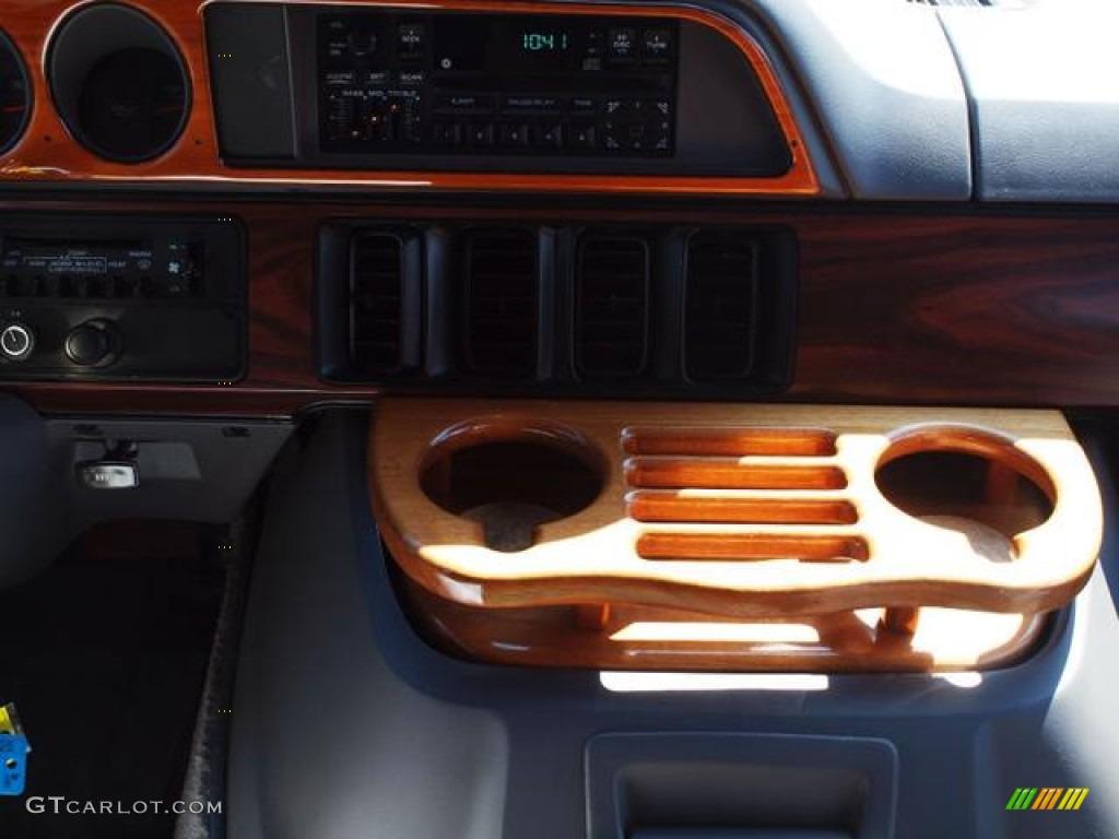 on 1997 Dodge Ram 1500 Blue