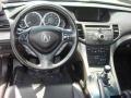 2009 Crystal Black Pearl Acura TSX Sedan  photo #11