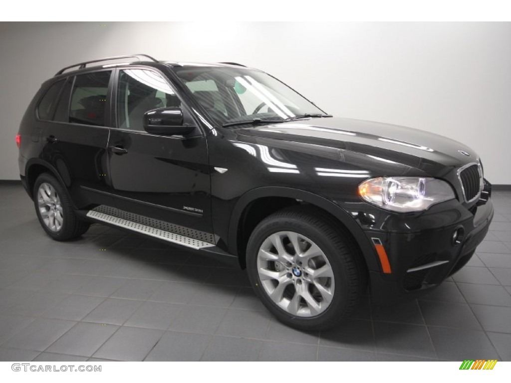 2013 black sapphire metallic bmw x5 xdrive 35i premium. Black Bedroom Furniture Sets. Home Design Ideas