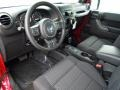 2012 Deep Cherry Red Crystal Pearl Jeep Wrangler Sport S 4x4  photo #24