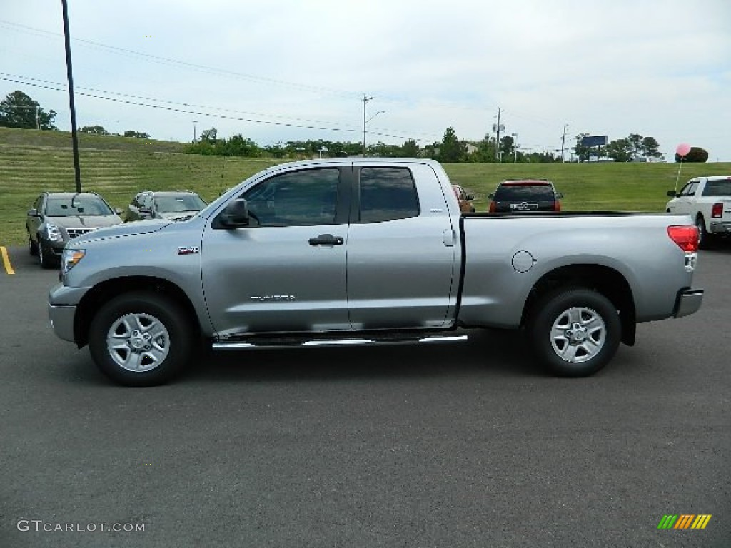2012 silver sky metallic toyota tundra sr5 double cab 4x4 64352973 photo 6. Black Bedroom Furniture Sets. Home Design Ideas