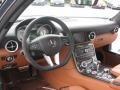 2011 SLS AMG designo Light Brown Natural Woven Interior
