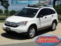 2010 Taffeta White Honda CR-V EX  photo #1