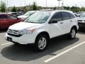 2010 Taffeta White Honda CR-V EX  photo #37