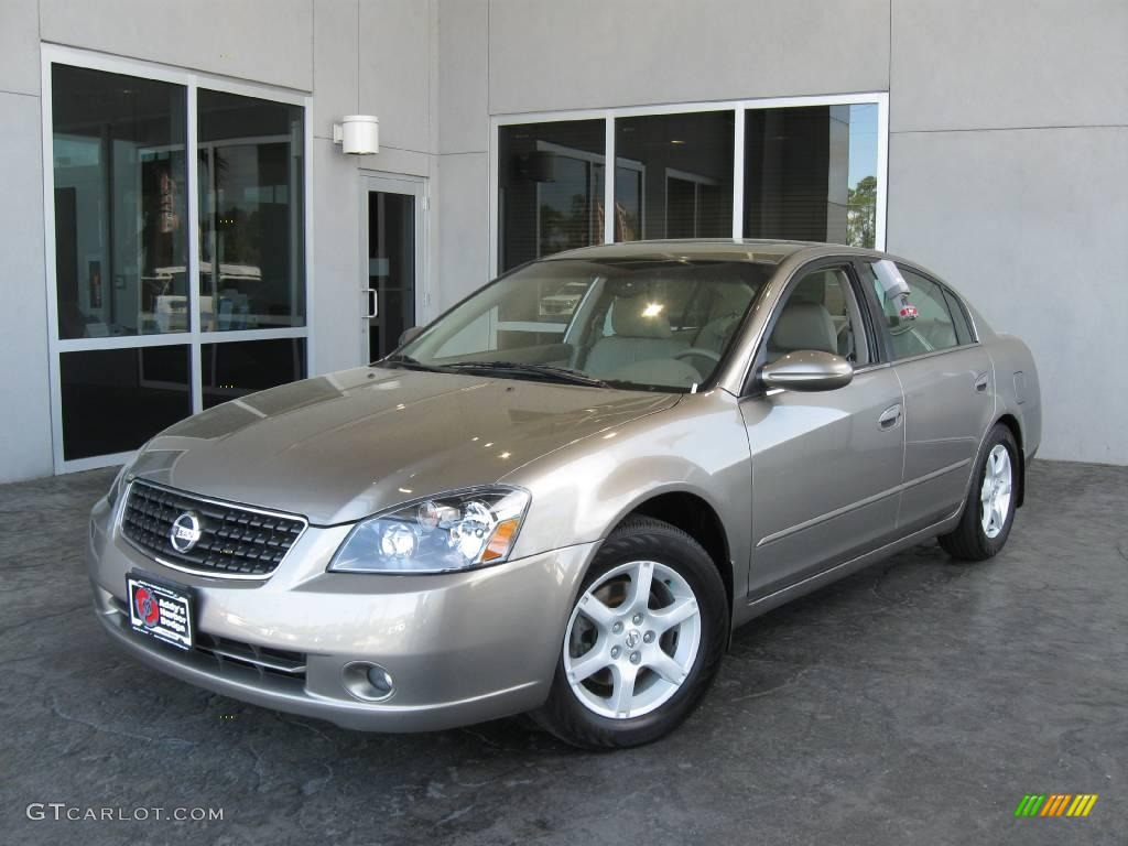 2006 polished pewter metallic nissan altima 25 sl 6401924 polished pewter metallic nissan altima vanachro Image collections