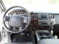 2012 Ingot Silver Metallic Ford F250 Super Duty Lariat Crew Cab 4x4  photo #28