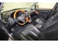 Black 2001 Lexus RX Interiors