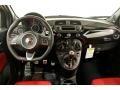 Dashboard of 2012 500 Abarth