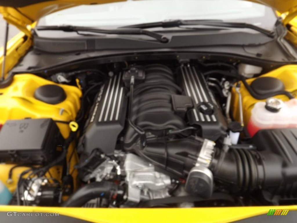 2012 Dodge Charger SRT8 Super Bee 64 Liter 392 cid SRT HEMI OHV