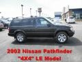 Super Black 2002 Nissan Pathfinder Gallery