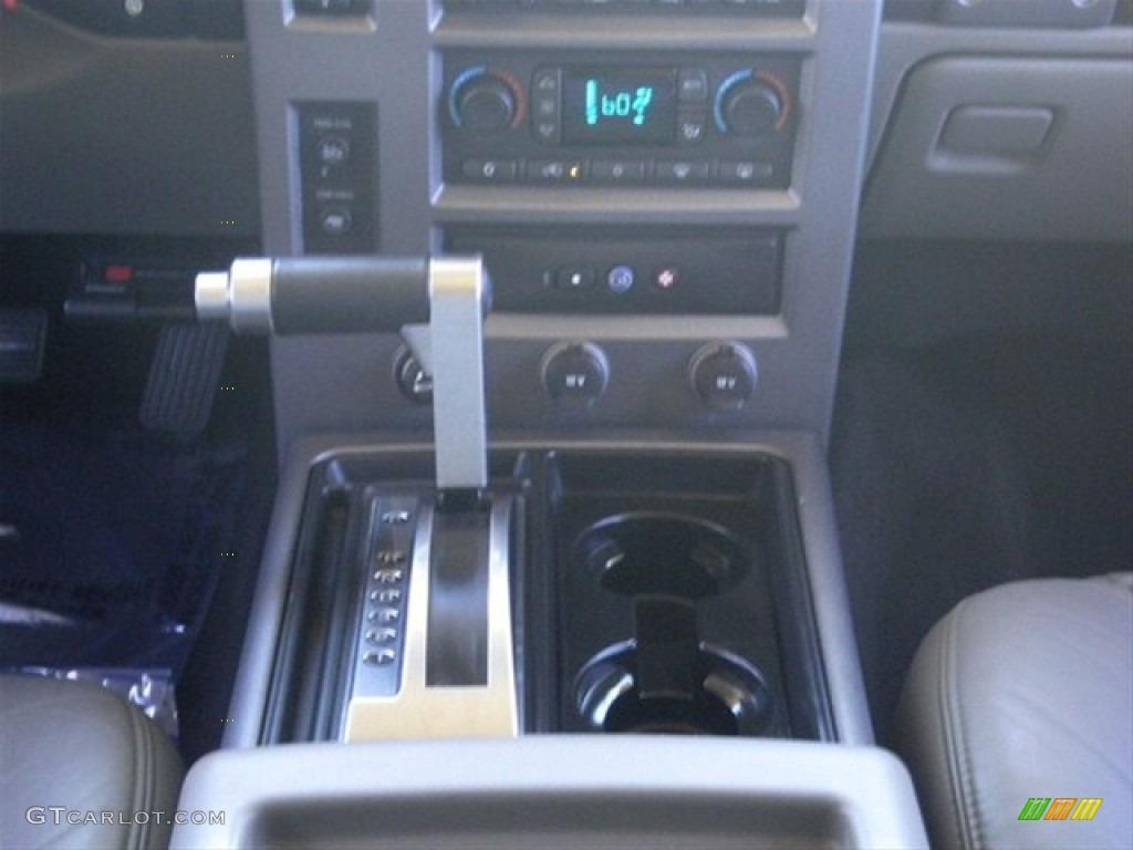 2003 H2 SUV - Yellow / Wheat photo #30