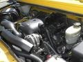 2003 Yellow Hummer H2 SUV  photo #43