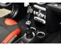Black/Rooster Red Transmission Photo for 2009 Mini Cooper #64441260