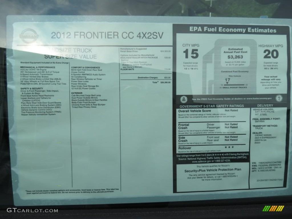 2014 Nissan Frontier Pro 4x Crew Cab Nissan Usa.html