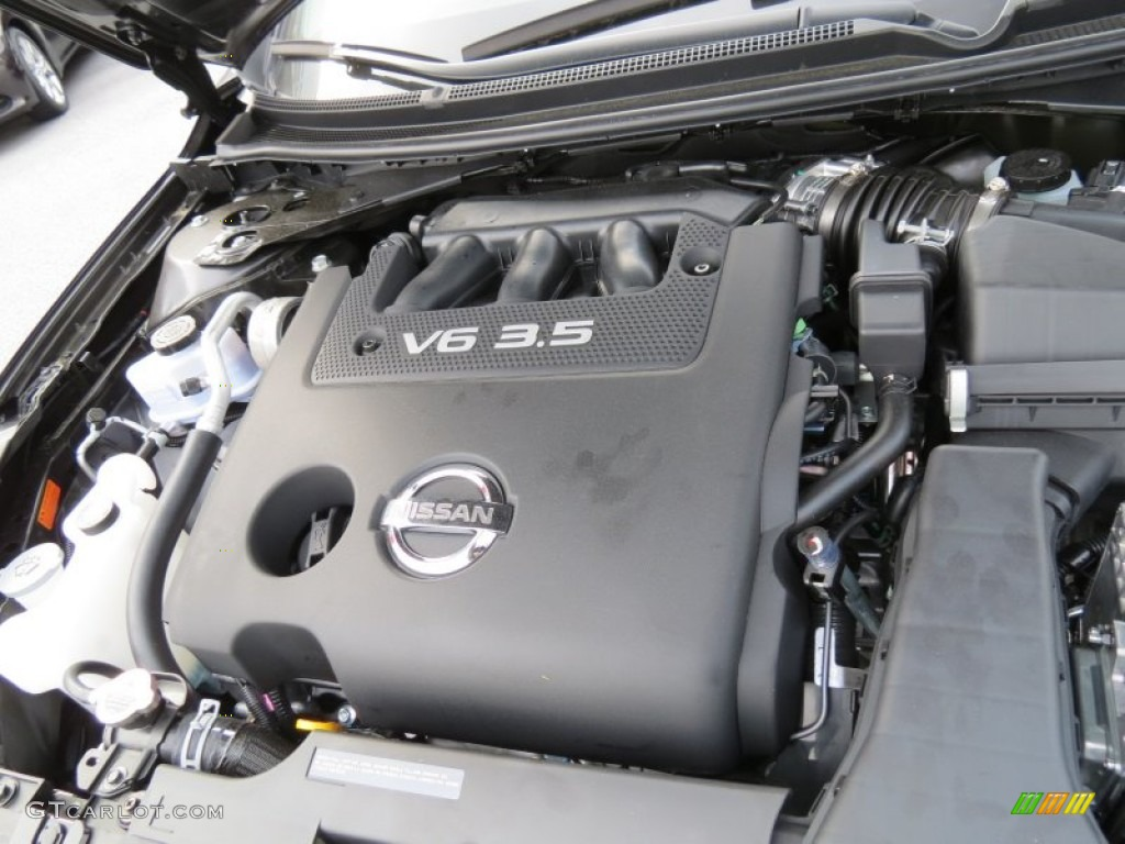 2012 Nissan Altima 3 5 Sr Coupe Engine Photos