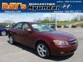 Dark Cherry Red 2007 Hyundai Sonata Gallery