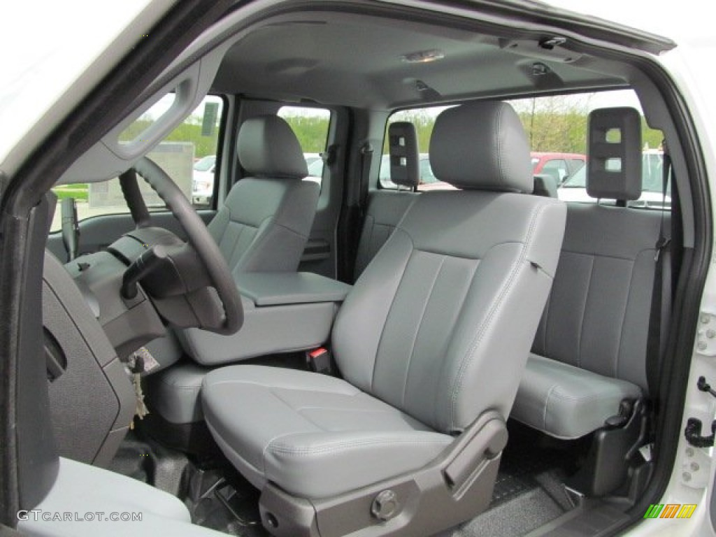 Ford Super Duty Pictures - 2012 Ford F350 Super Duty XL SuperCab interior Photos ...