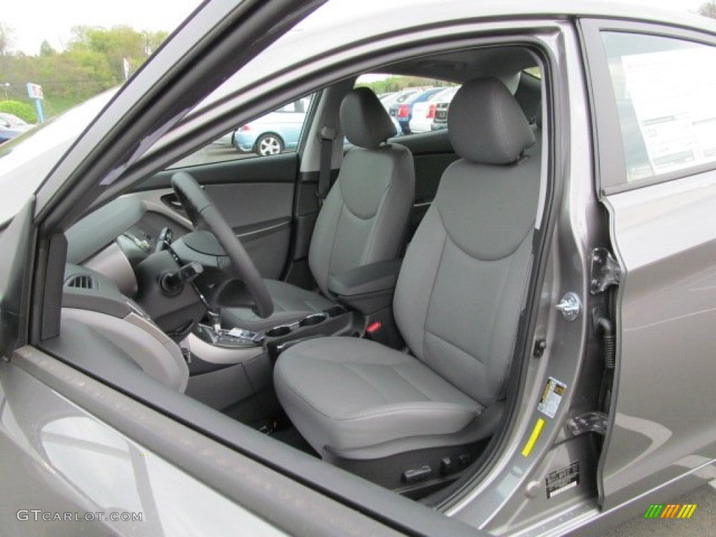 2013 Hyundai Elantra Limited Interior Photo 64460523