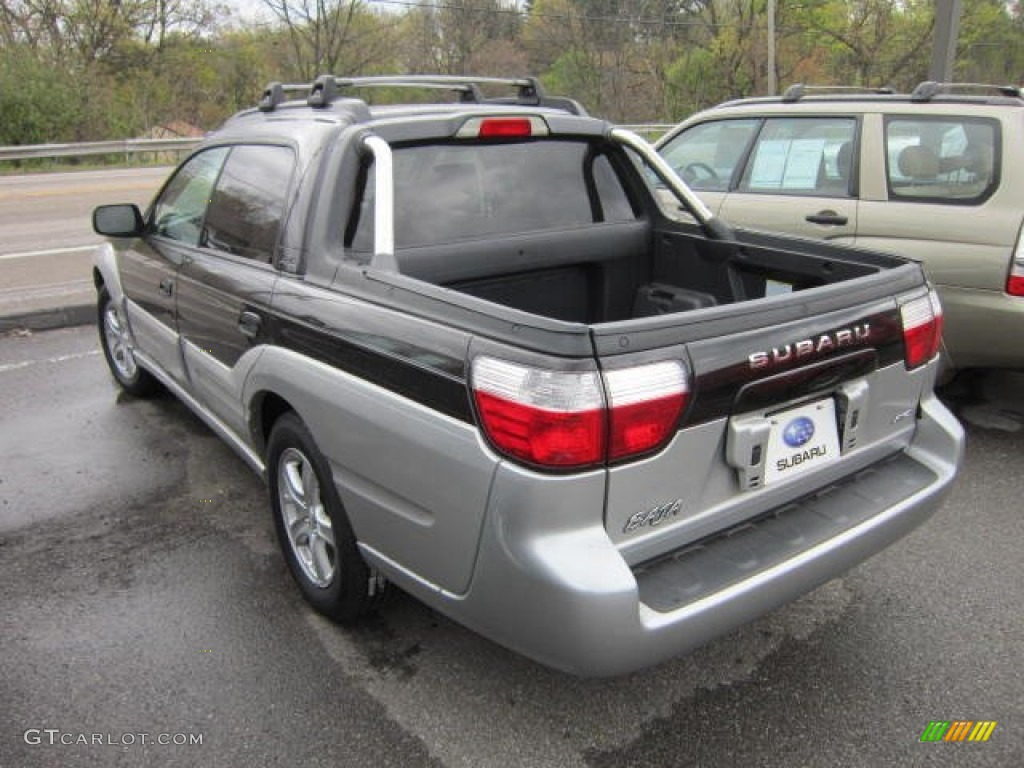 2003 black granite pearl subaru baja sport 64404299 photo. Black Bedroom Furniture Sets. Home Design Ideas
