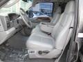 2004 Dark Shadow Grey Metallic Ford F250 Super Duty Lariat Crew Cab 4x4  photo #2